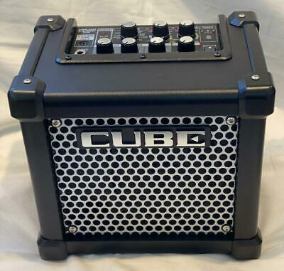 AU417.28 • Buy Roland Micro Cube GX Guitar Amplifier - Black Free Shipping Arrive Quickly