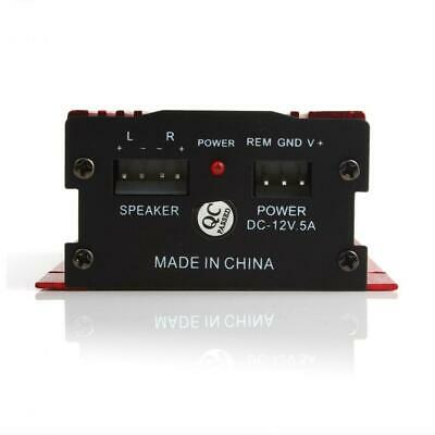 $20.99 • Buy 2-CH RMS Car Motorcycle 12V Mini Hi-Fi Stereo Audio Amplifier Amp Suoofer MA-150