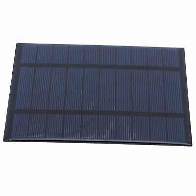AU25.29 • Buy 2.5W 5V Solar Panel Polycrystalline Silicon Solar Charger Board For Practical