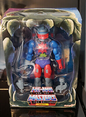$45 • Buy Masters Of The Universe Filmation Roboto Super 7