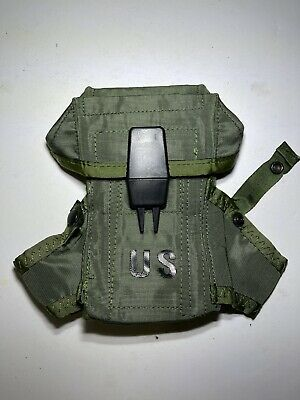 $16.99 • Buy NEW US Army M16 MAGAZINE POUCH For ALICE SYSTEM OD Green