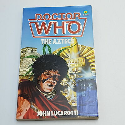 Doctor Who: The Aztecs By John Lucarotti (1984) 1st Edition Target Paperback ... • 8.99£