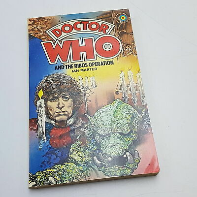 Doctor Who: The Ribos Operation (1979) 1st Edition Target Paperback [Near Mint] • 5.99£