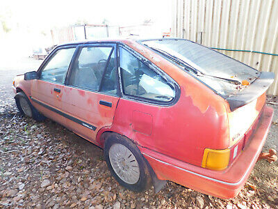 AU1 • Buy Wrecking / Parting Out Toyota Corolla Ae82 Seca Cs-x 4age Complete Car