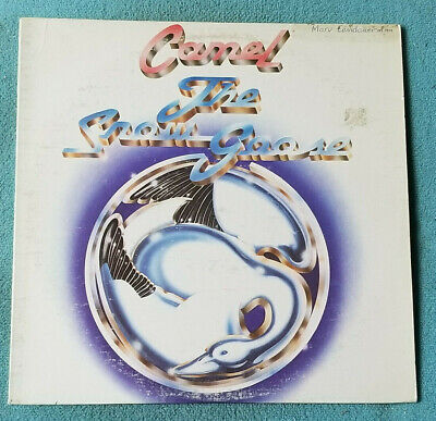 £4.96 • Buy Camel The Snow Goose LP