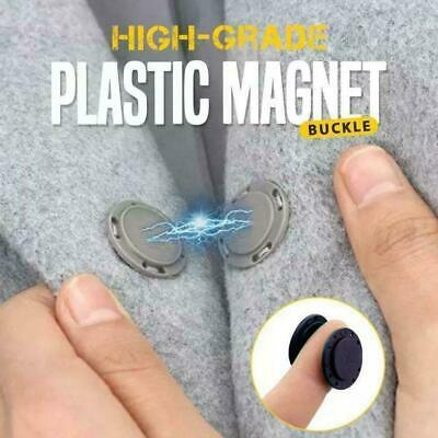 £1.75 • Buy Invisible Magnetic Snap Fasteners Button Handbag Purse Sewing Accessories C7D7