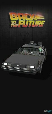 $84.01 • Buy VEVE NFT DeLorean ULTRA RARE #8452/12500 FIRST APPERANCE SOLD OUT