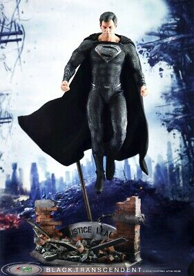 £173.99 • Buy BY-ART BY-015 1/6 BLACK. Superman Clark Kent Kal Collectable Action Figure Toy