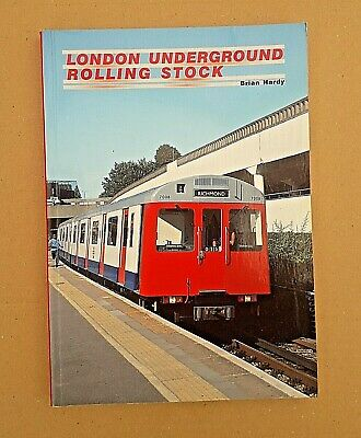 £8.50 • Buy London Underground Rolling Stock. A Paperback Book By Brian Hardy.  FREE POST