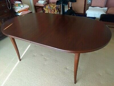 AU285 • Buy 6 Or 10 Seater Extendable Walnut Parker Dining Table Plus 4 Chairs