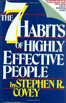 AU6.99 • Buy The 7 Habits Of Highly Effective People: Powerful Lessons In Pe .9780671663988