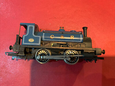 HORNBY R2361 CALEDONIAN RAILWAY 0F CLASS 0-4-0ST LOCO No 270 In CR Blue Livery • 20£