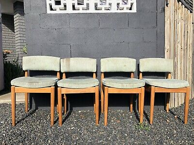 AU450 • Buy Original Mid Century Teak Dining Chairs