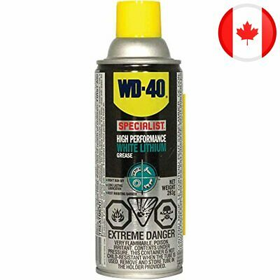 $ CDN16.97 • Buy WD-40 Specialist 1080 High Performance White Lithium Grease 283g