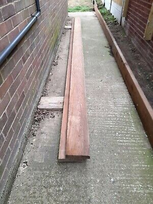 Reclaimed Wood Roof Rafters / Joists / Beams - Floor Joists - Landscaping Timber • 50£