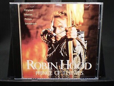 £2.91 • Buy Original Motion Picture Soundtrack - Robin Hood : Prince Of Thieves (Jeff Lynne)