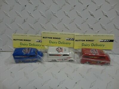 AU127.11 • Buy Hot Wheels 5th Annual Nationals Red/White & Blue Dairy Delivery's  Baggie Cars
