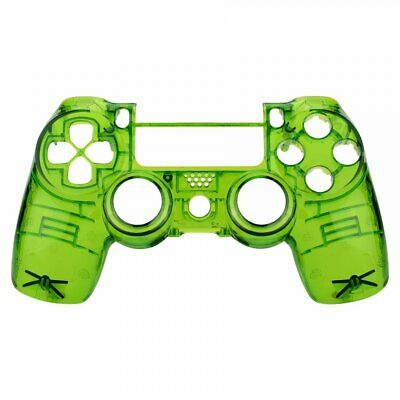 AU19.13 • Buy NEW PlayStation 4 Clear Green Faceplate Shell DIY Replacement PS4