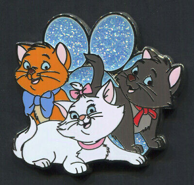 $ CDN10.91 • Buy Disney Mystery Pin ARISTOCATS Toulouse Marie Berlioz Paw WDW Fairy Tails Limited