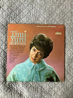 Timi Yuro ~ Self Titled LP ~ Liberty LST-7208 ~ Northern Soul ~ Rare Audition  • 17.67£