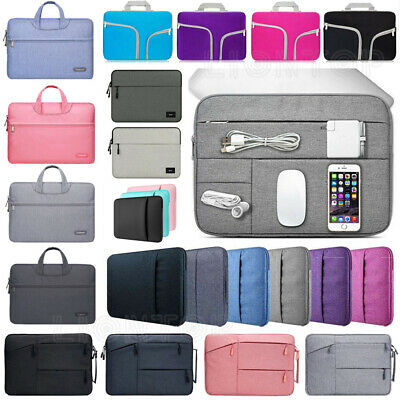 $10.55 • Buy Laptop Sleeve Case Carry Bag Cover For 2020 MacBook Air Pro 13  M1 A2337 A2338