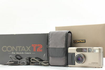 $ CDN1329.60 • Buy 【Almost MINT In Boxed】 CONTAX T2D T2 D 35mm Film Point & Shoot Camera From JAPAN