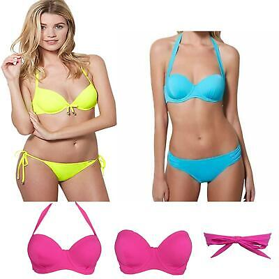 £4 • Buy Boux Avenue  Bikini Top And/or Briefs Sold Separately (Complete Set ONLY £10)