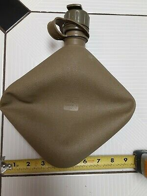 $ CDN1.20 • Buy US Military 2 QUART QT Collapsible Water CANTEEN BLADDER Usgi Army 1985 Dated