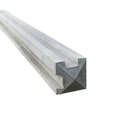£12 • Buy Concrete Fence Post And Gravel Boards