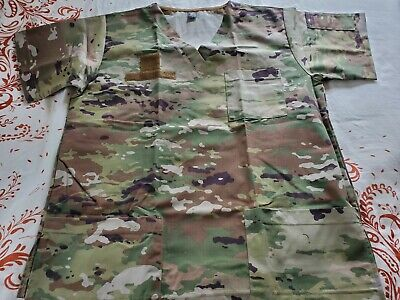 $55 • Buy Men's Tactical Scrubs Shirt And Pant Military, EMS, Made In USA