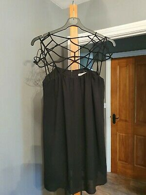 £1.99 • Buy Black Top Cage Detail Size 10 To 12
