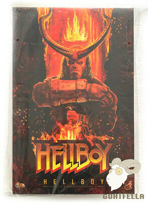 $ CDN372.43 • Buy Ready New Misb Authentic Hot Toys Offical 2019 Hellboy Mms527 1/6