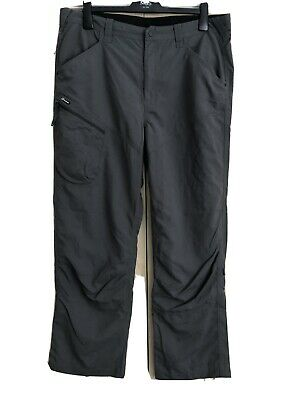 Mens Berghaus Walking / Hiking Trousers W38 L32 Olive • 19.99£