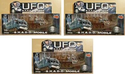 £149.95 • Buy Product Enterprise UFO S.H.A.D.O. Mobile New Diecast Metal Model Gerry Anderson