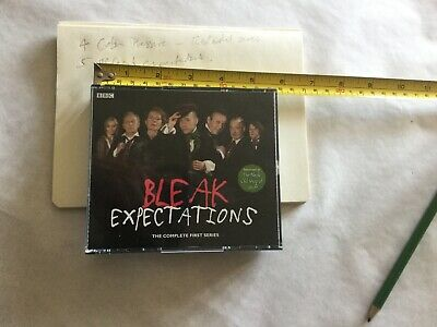 £3 • Buy BLEAK EXPECTATIONS The Complete First Series CDs BBC Radio Comedy Audiobook