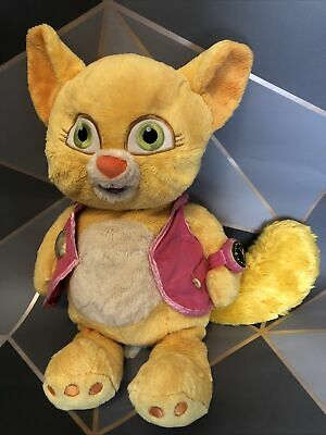 "£18 • Buy Special Agent Oso Dotty Dottie Plush Toy 16"" Disney Store Rare Cat Stamped"