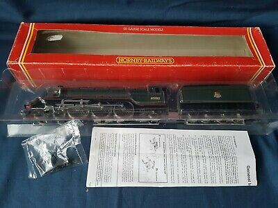 £78.50 • Buy  Hornby R295 Br Green 4-6-2 Class A3 Loco &tender  Dick Turpin  60080 Mint Boxed