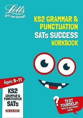 £5.32 • Buy KS2 English Grammar And Punctuation Age 9-11 SATs Practice Workbook: For The...