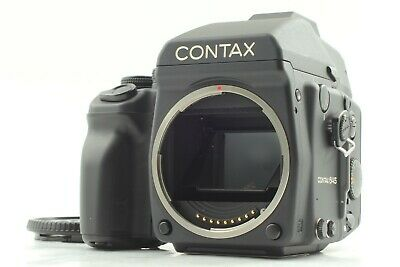 $ CDN2927.35 • Buy [Mint] CONTAX 645 Camera Film Camera W/ AE Finder MF-1 + Film Back MFB-1 Japan