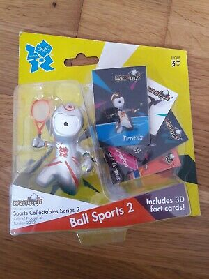 £4.99 • Buy Official Product Of London 2012 Olympics Ball Sports 2 Sports Collectables New