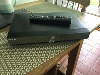 £30 • Buy Humax DTR-T2000 1TB YouView Recorder