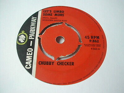 £0.01 • Buy Chubby Checker - Let's Limbo Some More - Cameo Parkway 7  - 1p Single