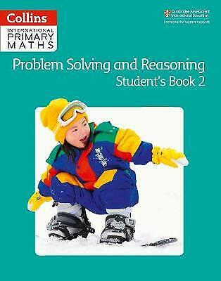 £5.60 • Buy Collins International Primary Maths - Problem Solving And Reasoning Student...