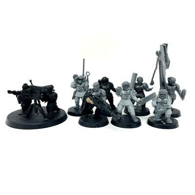 £3.20 • Buy Cadian Command Squad Astra Militarum Imperial Guard Warhammer 40k