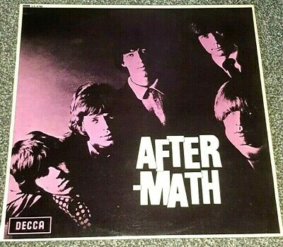 £80 • Buy RECORD ALBUM THE ROLLING STONES AFTERMATH Mono LK4786 Very Good