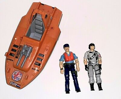 $ CDN24.26 • Buy GI JOE ARAH Action Figures Vehicle Lot CUTTER MAINFRAME DEVILFISH Vintage 1980's