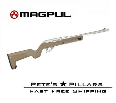 $109.99 • Buy MAGPUL X-22 Backpacker Stock Ruger 10/22 Takedown 1022 MAG808-FDE