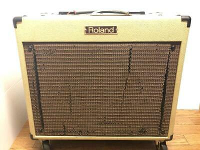 AU486.77 • Buy Roland Blues Cube BC-60 JAZZ Blues Guitar Amplifier Free Shipping Arrive Quickly
