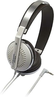 £64.99 • Buy Audio Technica ATH-RE70 Classic Retro Style On-Ear Wired Headphones - White