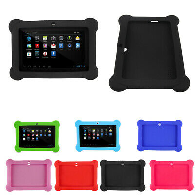 AU10.99 • Buy Laser 7 Inch Silicone Case For Q88  Tablet Blue